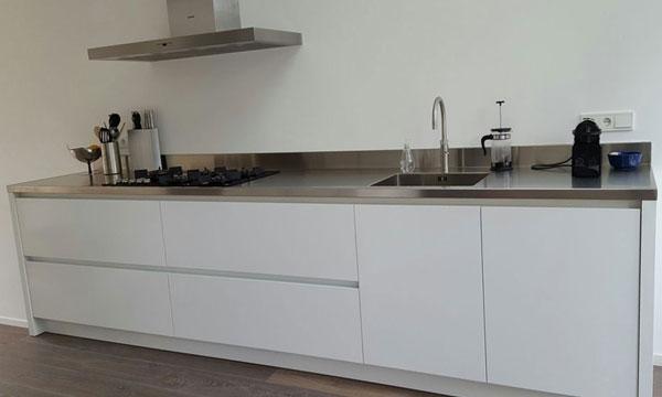 Rvs Plint Keuken : Fantastisch rvs plint keuken frisse ideeën voor decoratie
