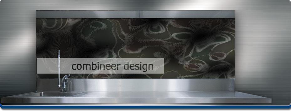 Hoogglans Keuken Krassen : RVS roestvrijstaal:3d een industrieel design voor interieur